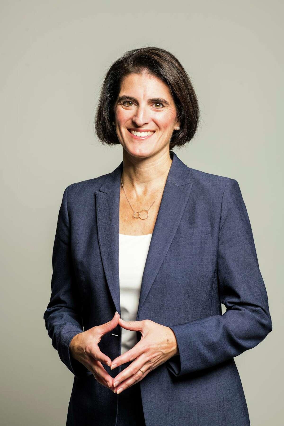 State Rep. Cristin McCarthy Vahey, D-Fairfield