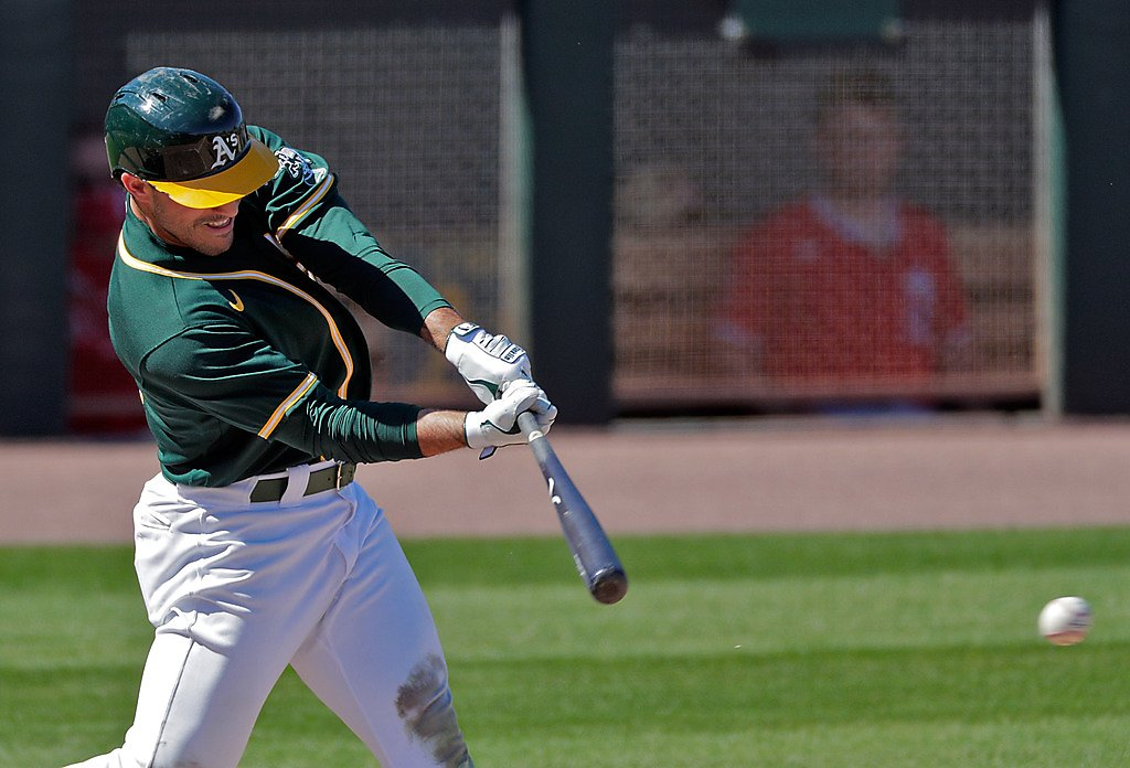 A's activate Ramón Laureano from IL, option Skye Bolt to Triple-A