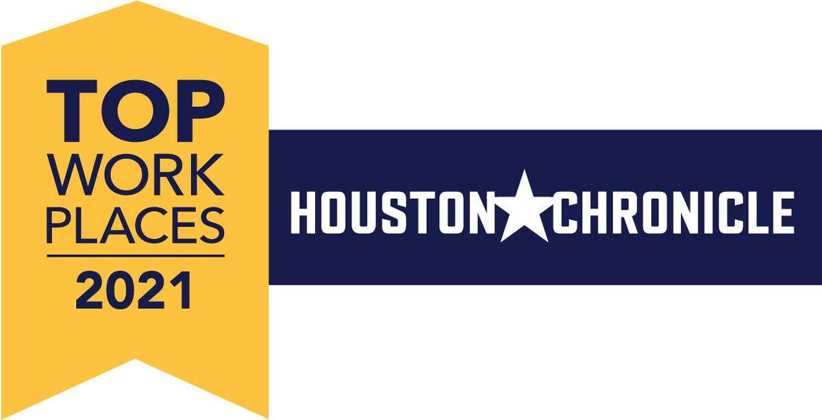 Houston Chronicle Top Workplaces 2021
