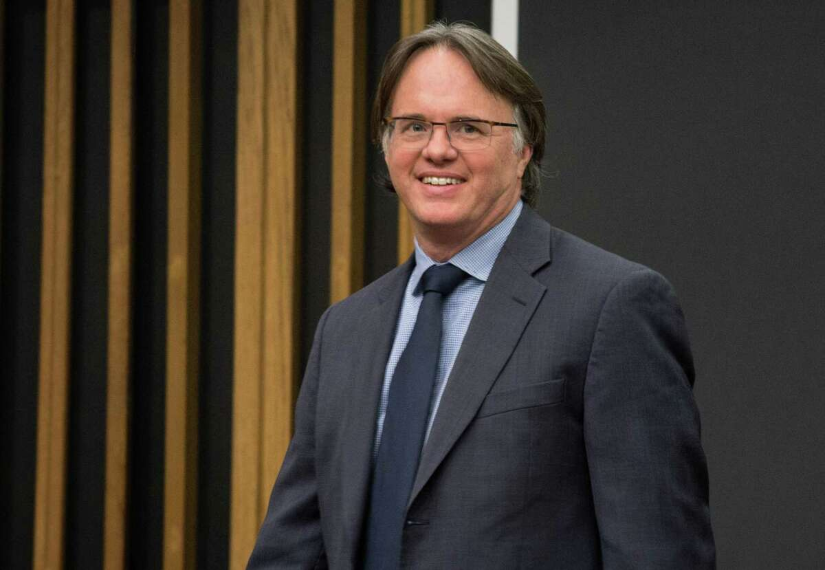 Dr. David Lakey serves on Texas' vaccine-allocation panel.