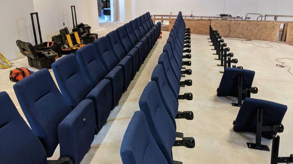 The project to renovate Cypress Creek Christian Community Center's Centrum is supposed to be completed by the middle of May, with the facility's first public event scheduled for June 18.