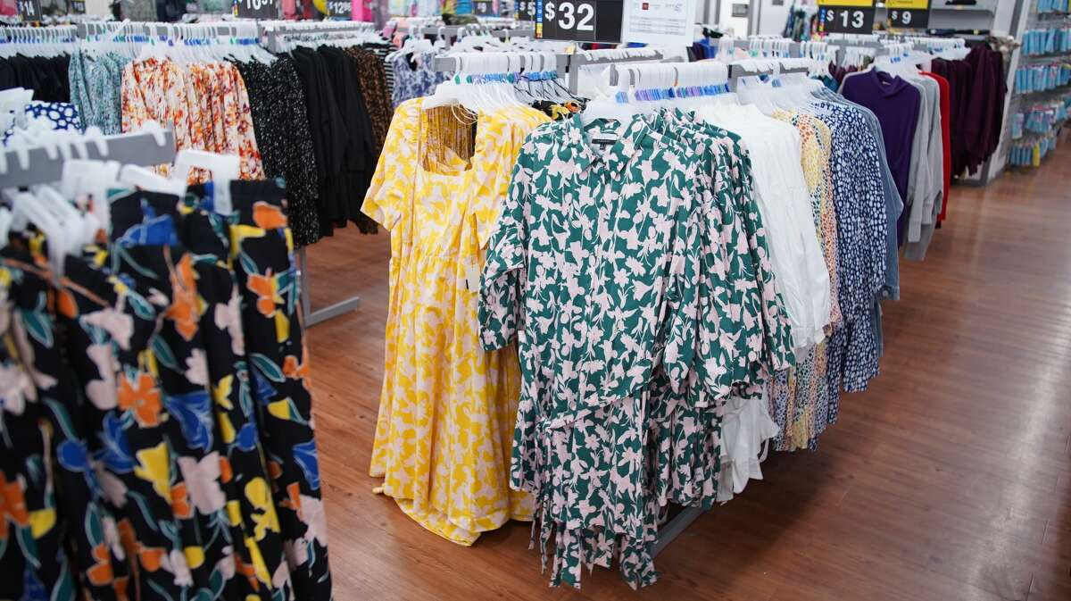 """Apparently, Walmart (unlike some other retailers) saw the opportunity with Eloquii, which was purchased by the multi-billion dollar corporation in 2018. Late last year, Walmart launched Eloquii Elements, an in-house brand sold on both the Eloquii and Walmart websites in sizes 14-28 at $50 or less per piece. I am not sure if the idea was always to sell the Eloquii Elements line in-store (Eloquii did not respond for comments), but it was a great move either way.""""It's amazing to finally have more options to try in-store,"""" shared plus size content creator and stylist Sarah Estrada. """"With so many brands only offering their extended sizes online, this is such a great move on their part."""""""