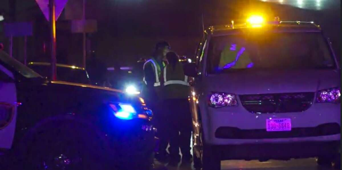 Authorities investigating a fatal auto-pedestrian crash Thursday night in north Houston.