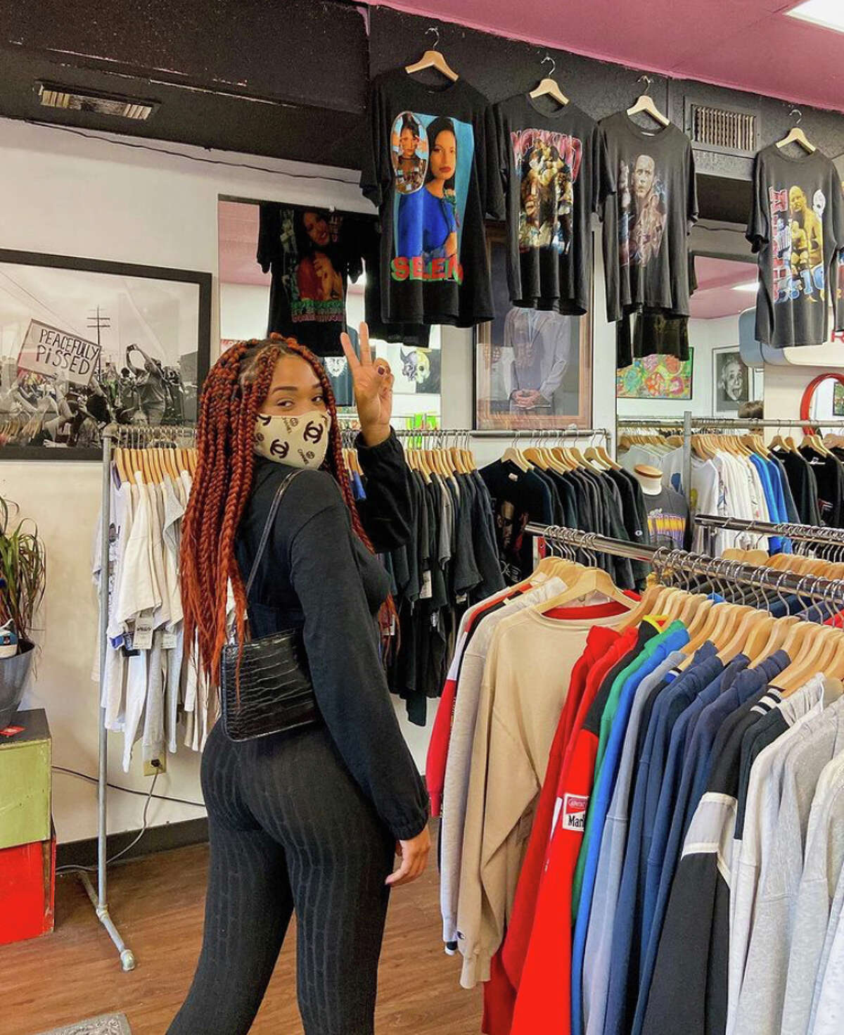 Here's three vintage thrift stores to check out and update your wardrobe with.
