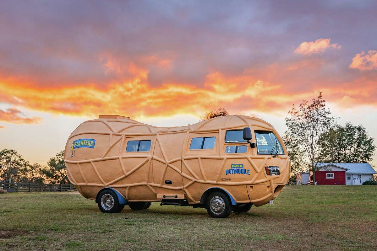 The Planters NUTMobile