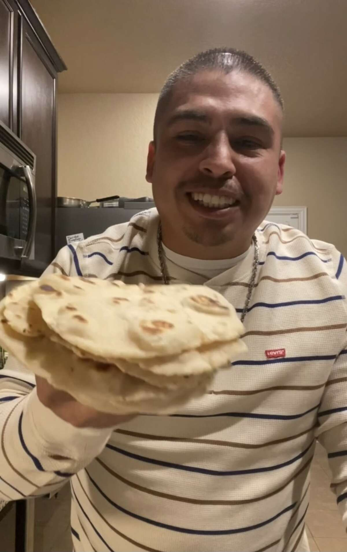 Jerry Yguerabide wasn't sure what charcuterie was when he started his culinary career 10 years ago, now he's signing deals with H-E-B, collaborating with Buzzfeed and working on his own restaurant thanks to legion of more than 600,000 TikTok followers who know him as the expert on everything from chorizo-flavored tortillas to lemon blueberry biscuits.