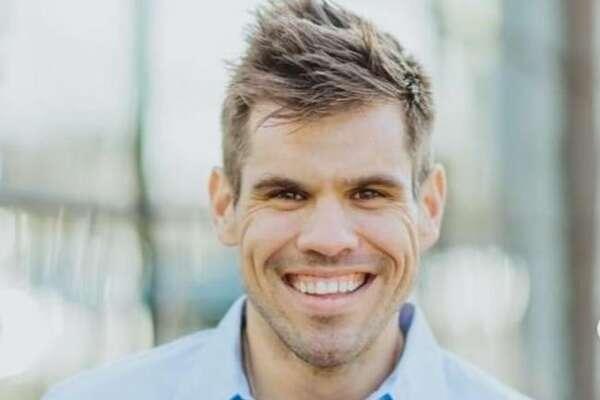 Hunter Montgomery, 34, from Houston.