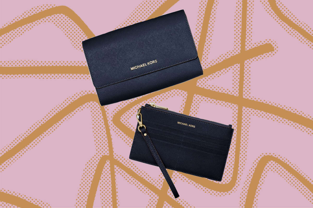 Saffiano Leather 3-in-1 Crossbody, $99 at Michael Kors (70% off)
