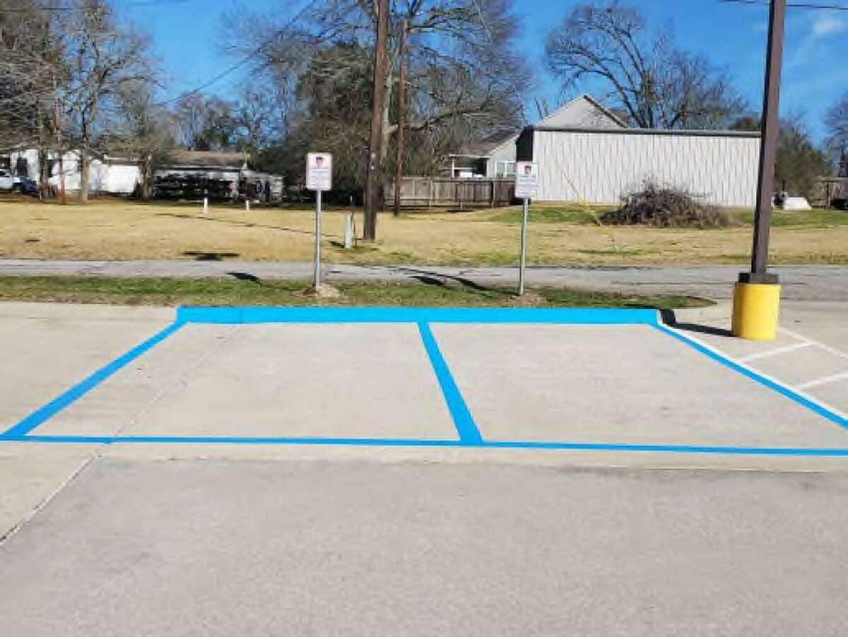 The Montgomery Police Department has introduced a new Safe Exchange Zone in the city hall parking lot at 101 Old Plantersville Road. The zone is made up of two parking spaces outlined in blue that will be under 24-hour video surveillance and available 24 hours a day, seven days a week.
