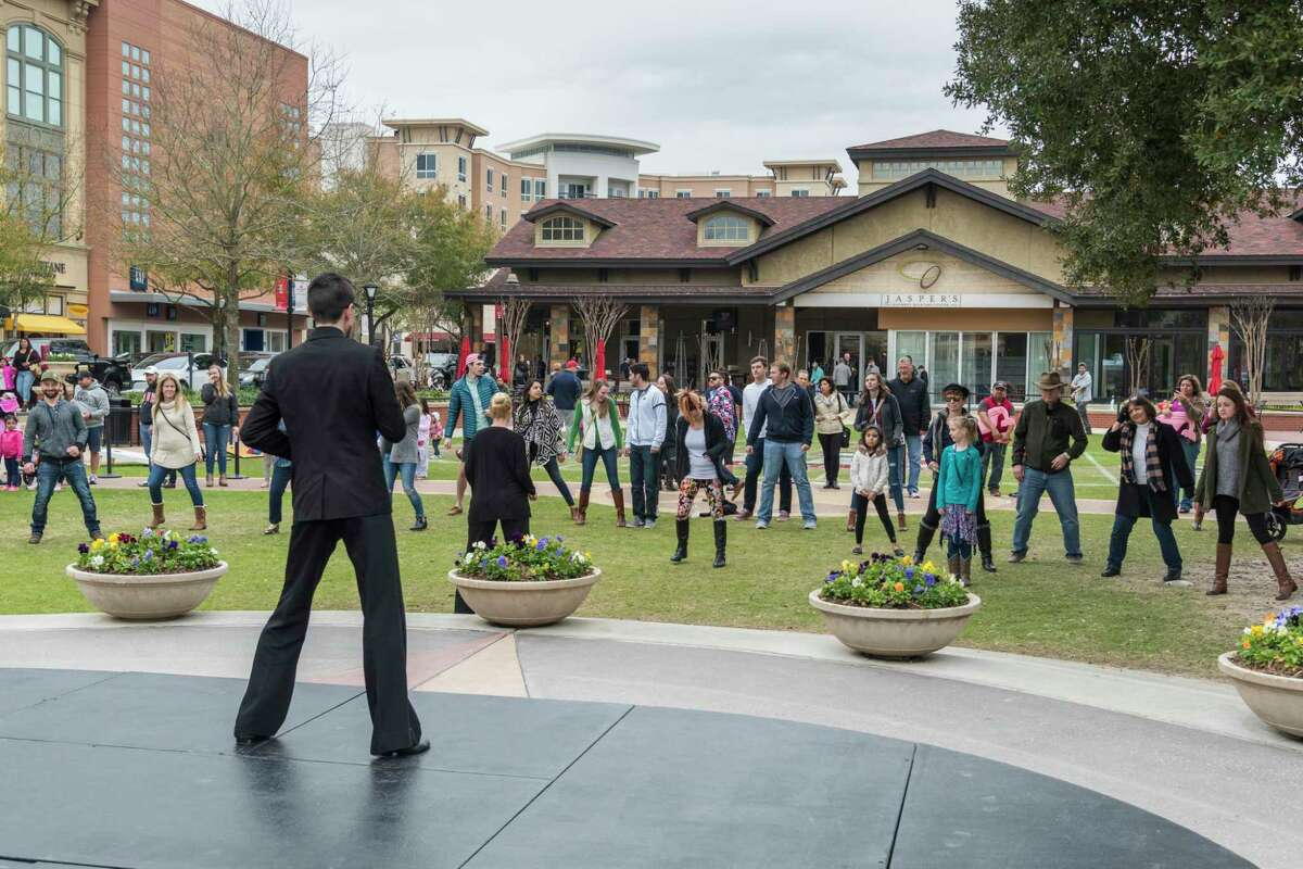 Free dance lessons have already started in the Central Park community space with a successful kick-off night on Tuesday, March 23. No ballroom dance experience is needed, and all ages are welcome to the sessions. The classes are hosted weather permitting from 7-8 p.m. on Tuesdays through April 13