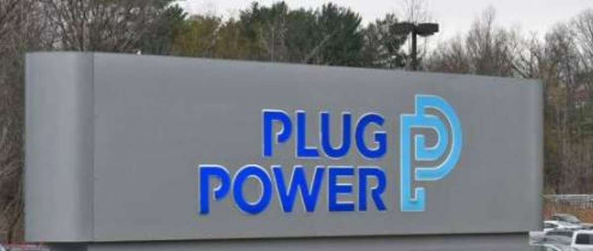 Plug Power in Latham has been investing heavily in green hydrogen production.