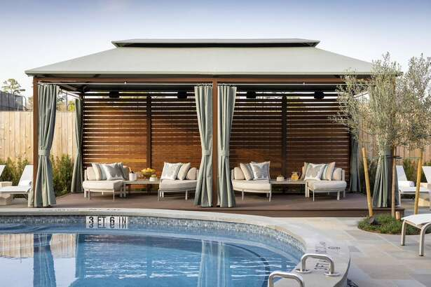 Upon completion of a multi-million dollar renovation, the Trellis Spa is unveiling its new soaking pools and garden.