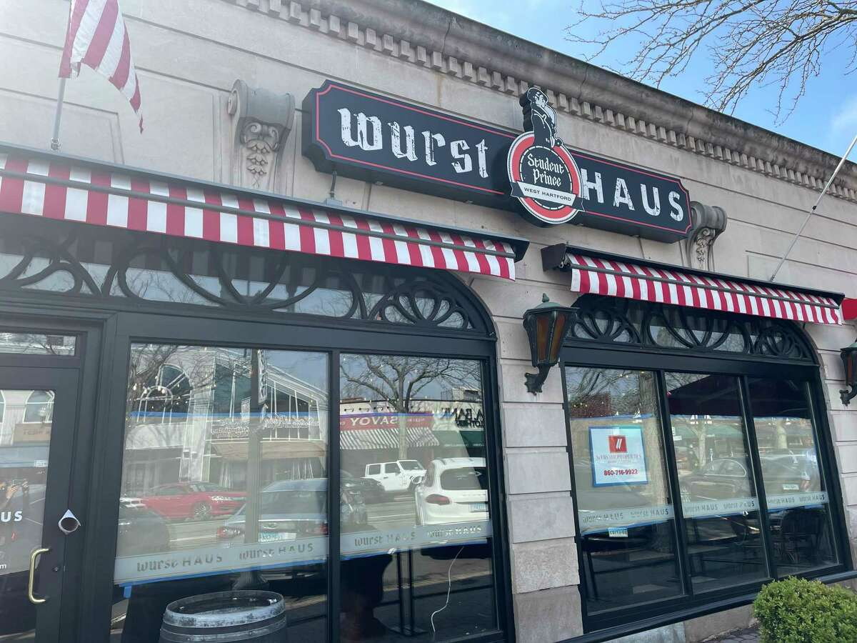 Wurst Haus will officially open in West Hartford March 31, bringing Bavarian cuisine and European beers to the town's center. The German restaurant replaces the former McLadden's Irish gastropub at 37 LaSalle Road.
