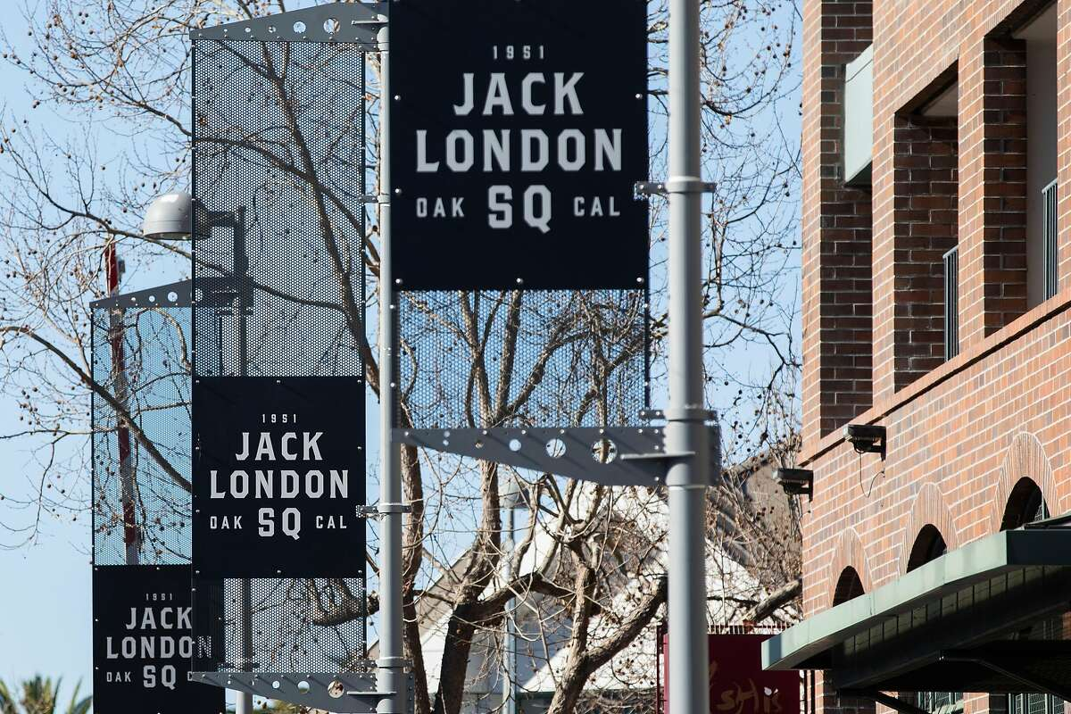 """Two petitions are calling for Jack London Square to be renamed so as not to celebrate an author who once advocated for the genocide of """"lesser breeds."""""""