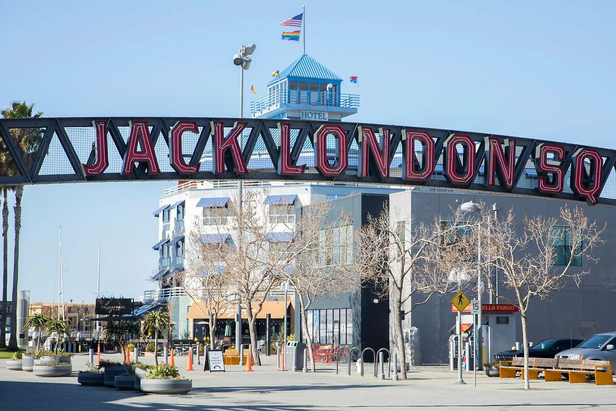 Jack London Square in Oakland is named after an author who was noted for being a progressive socialist, but who also wrote xenophobic prose, including about Asian people.