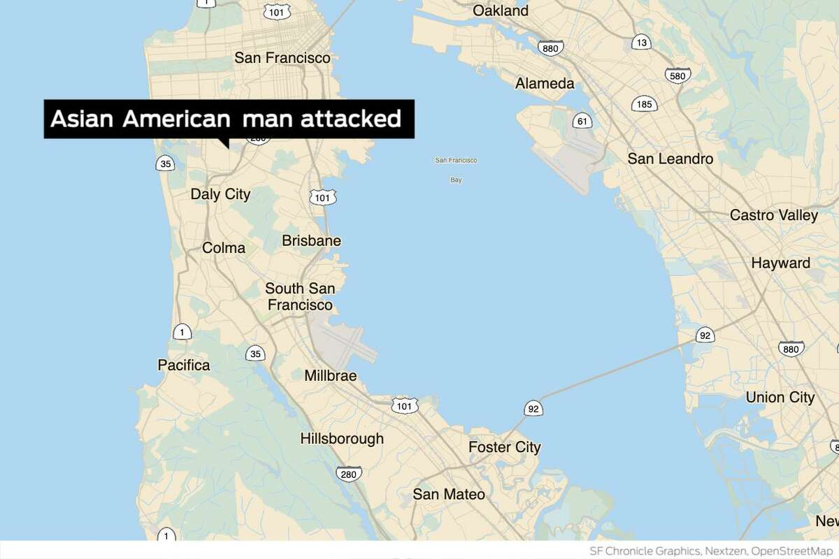 """A 53-year-old man is facing felony assault and hate crime charges stemming from an attack on an Asian veteran near the Ingleside neighborhood earlier this month, during which the suspect allegedly used racist slurs and told the victim to """"get out of my country."""""""
