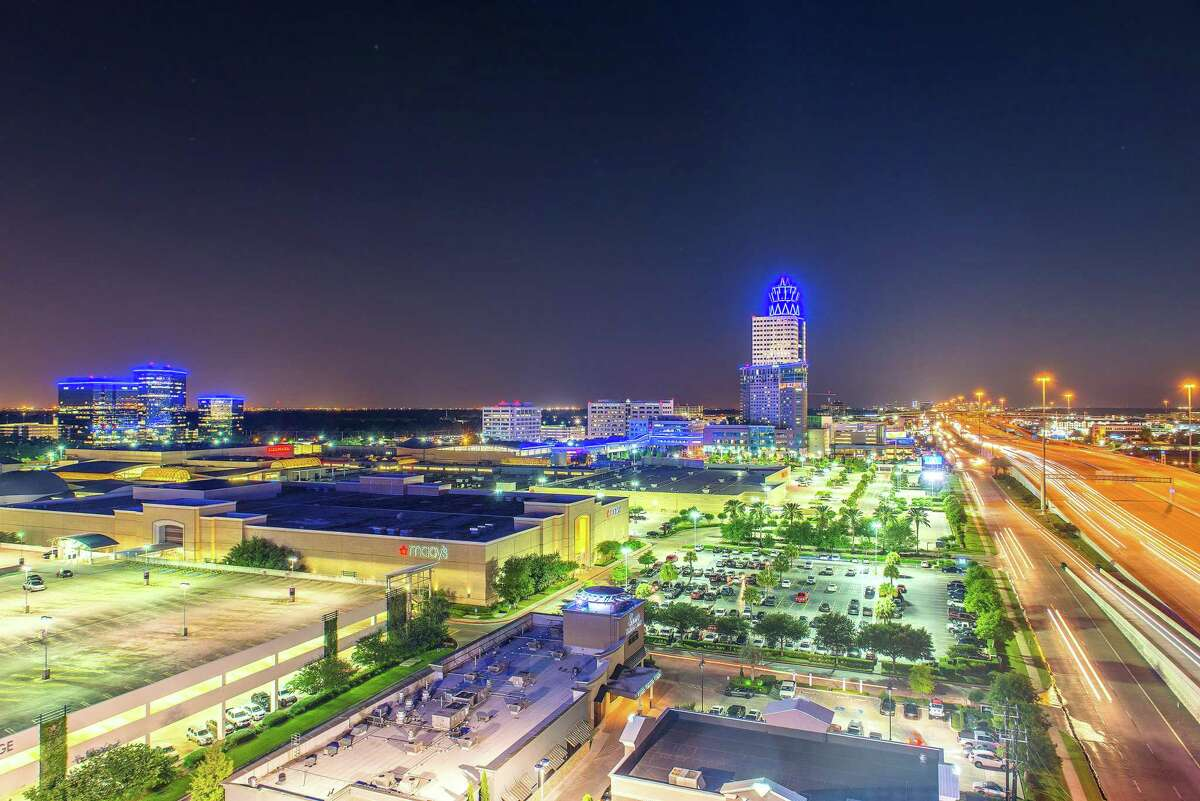 Memorial City Mall in Houston