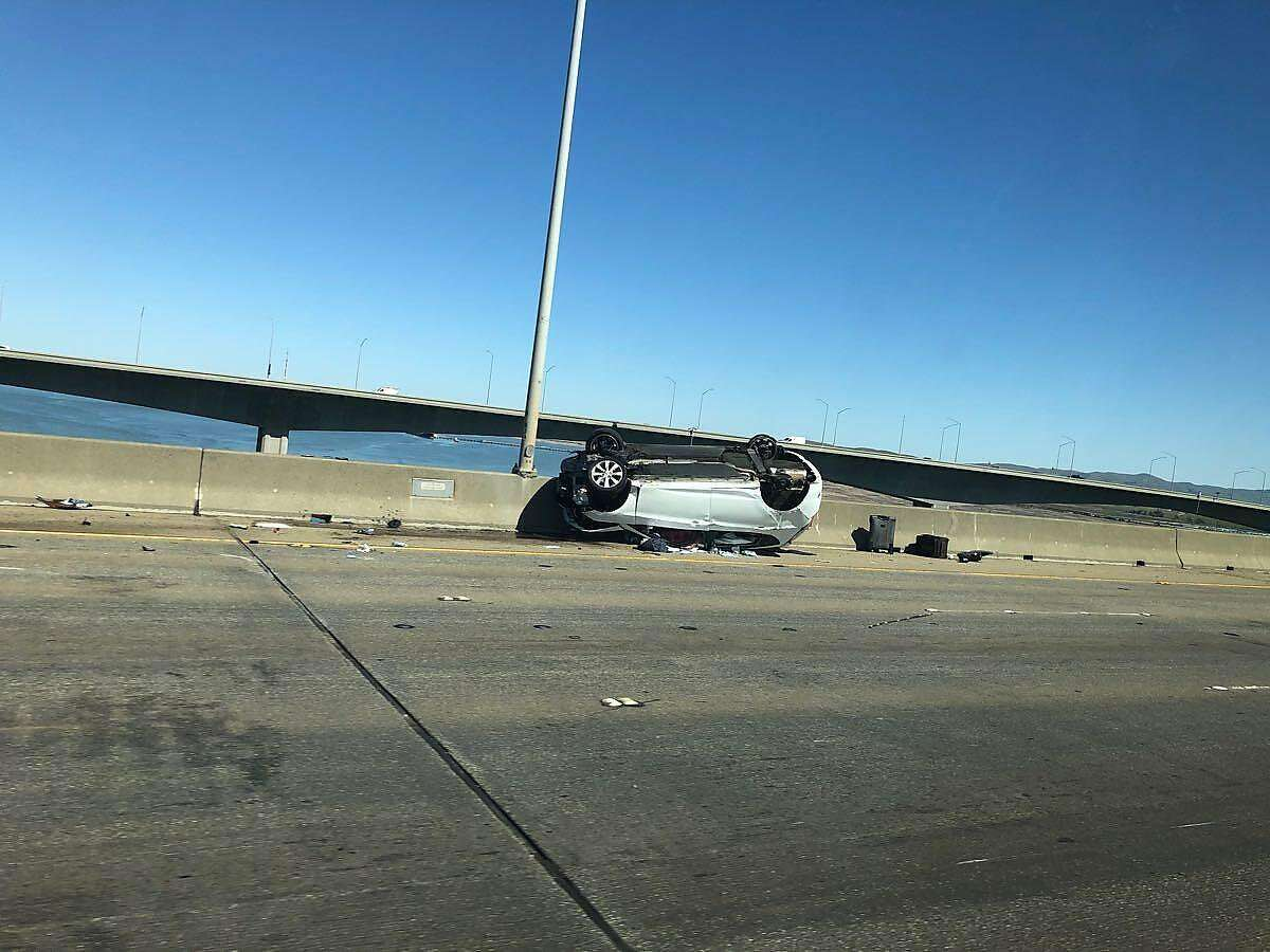 A major traffic collision on the Benicia Bridge left multiple people with serious injuries Friday afternoon, authorities said.