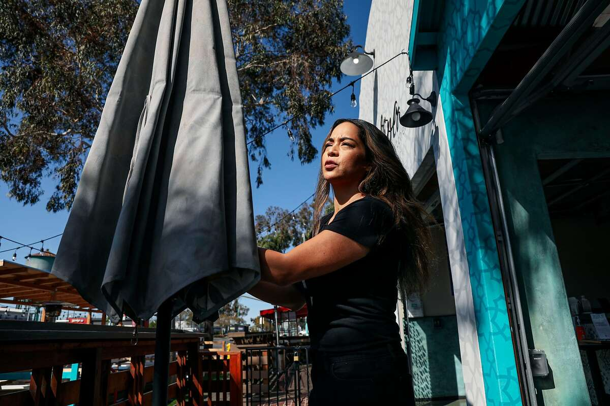"Former employee Alia Jaziri, who now runs a restaurant in San Diego, says she feels ""manipulated."""