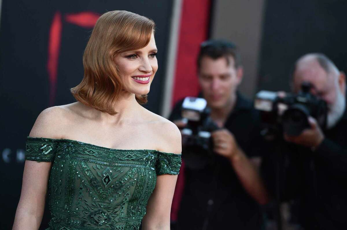 Cast member Jessica Chastain arrives at the Los Angeles premiere of