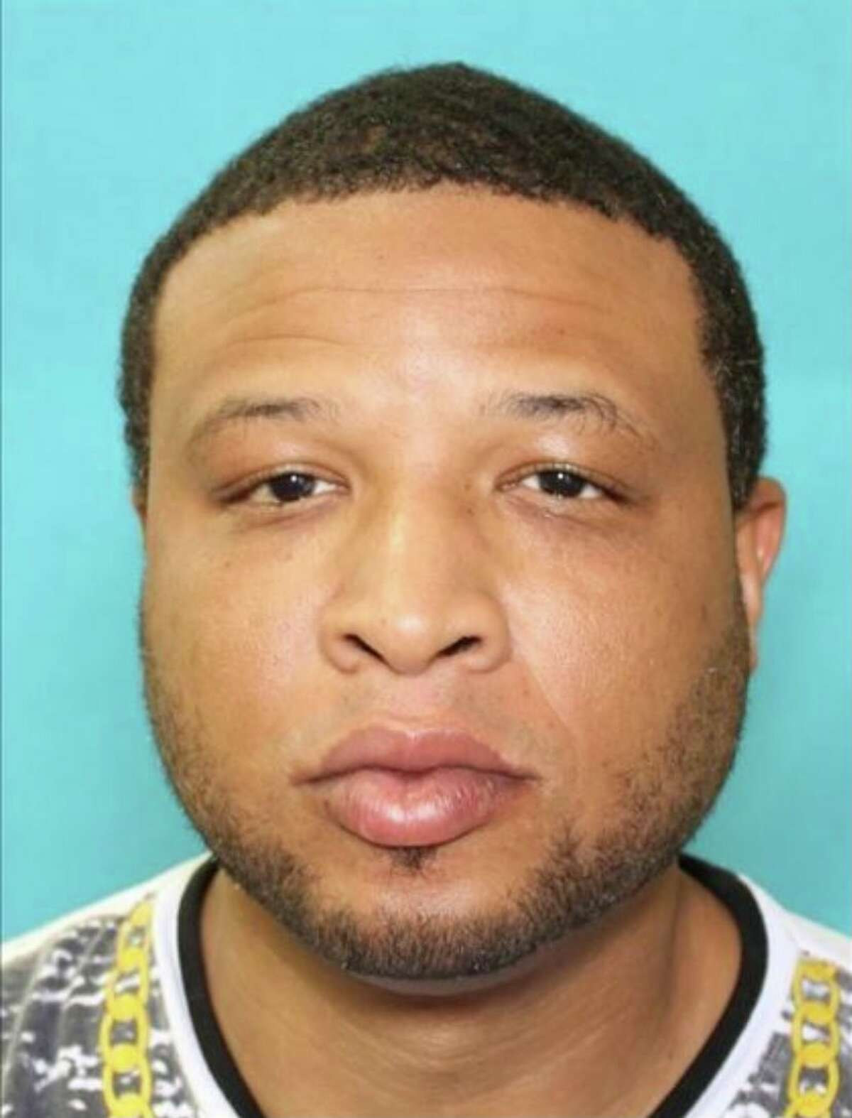 DeArthur Pinson Jr. is wanted in connection with the shooting of a state trooper, according to the Texas Department of Public Safety.