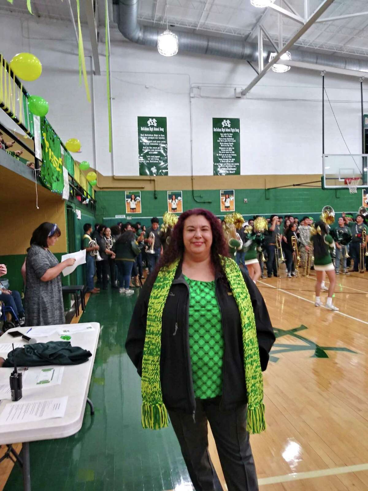 Incumbent Christine A. Carrillo, 54, is running against Orlando Salazar to keep the District 2 seat on Harlandale ISD's board of trustees.