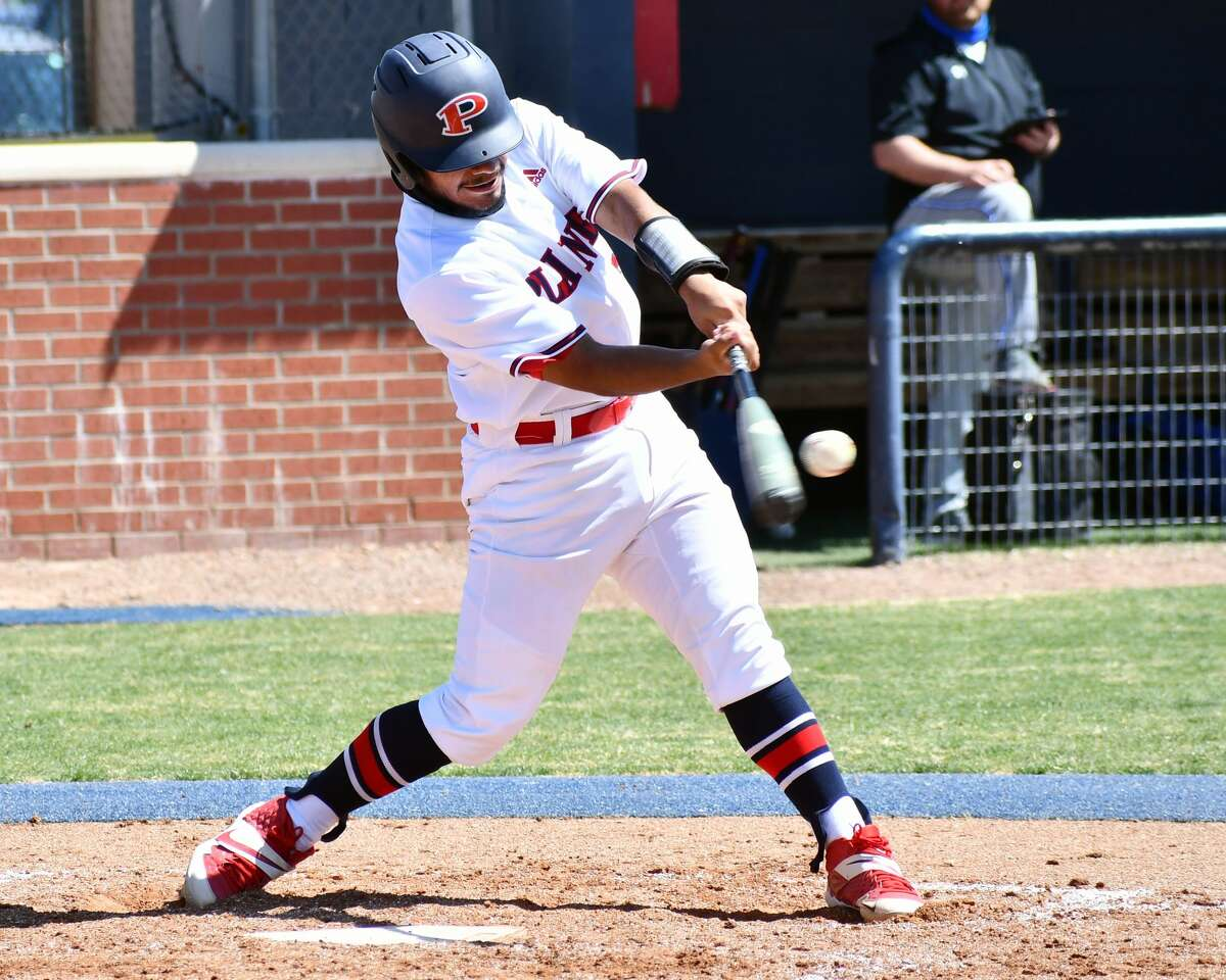 Diego Hernandez hit two doubles for the Bulldogs in their 11-0 win over the Dons.