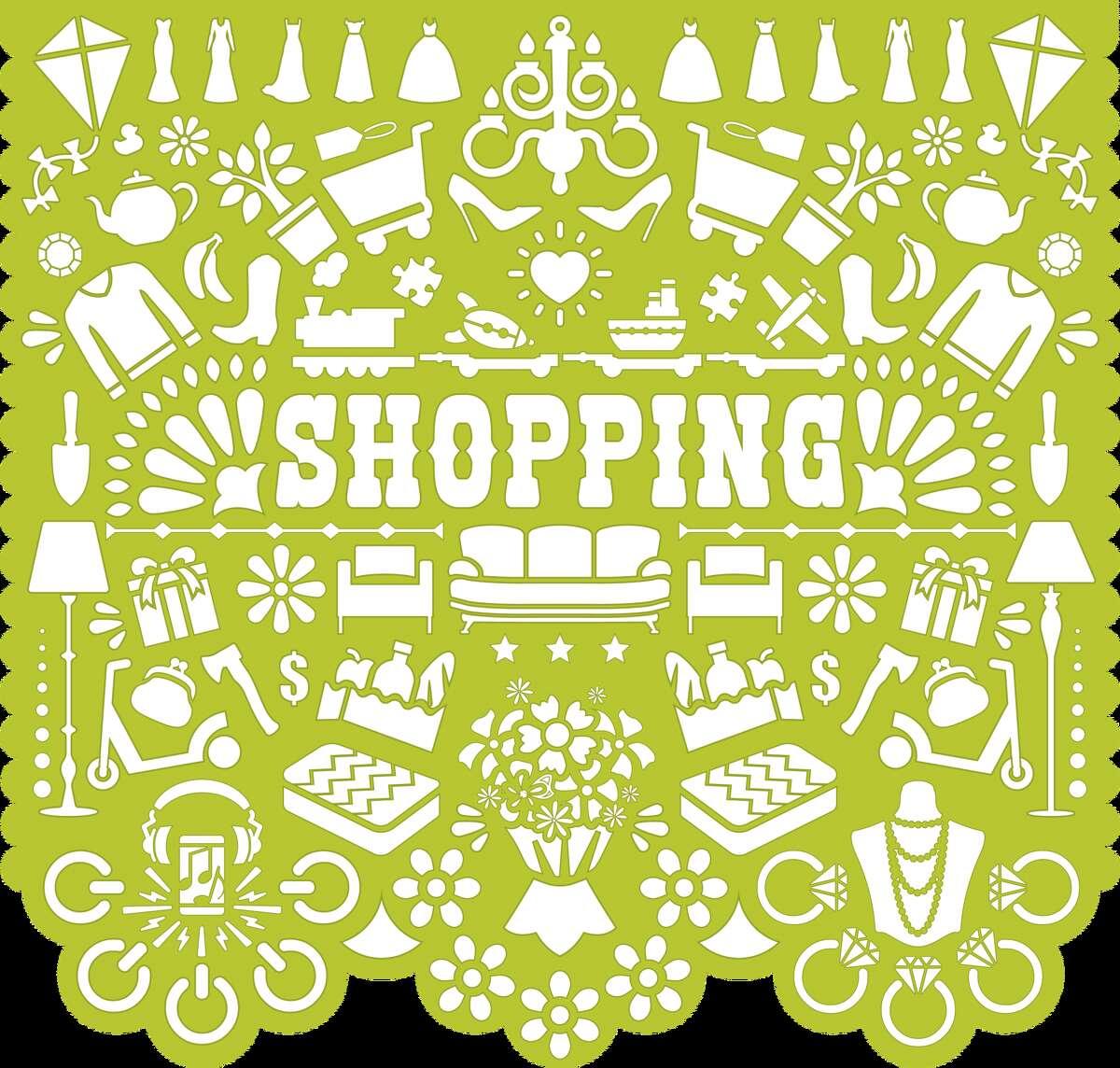 Shopping Fashion, Treasure and Trendy. Treasures, trinkets and treats that San Antonians Love