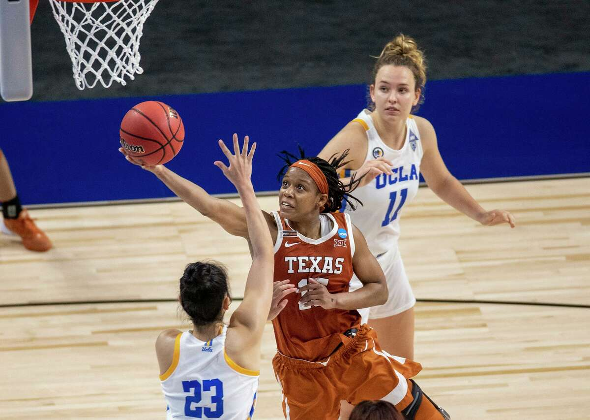 UT guard Kyra Lambert scored 17 points and grabbed a season-high 10 rebounds in the win over UCLA. The former San Antonio high school and Duke star has been a welcome addition, UT coach Vic Schaefer said.