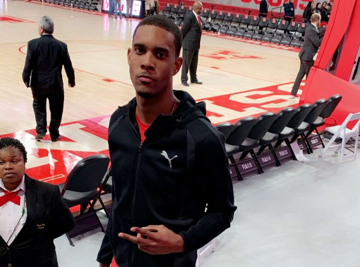 UH's DeJon Jarreau dedicated Saturday's Sweet 16 win over Syracuse to childhood friend Tristen Edgerson (pictured), who recently suffered a brain aneurysm.