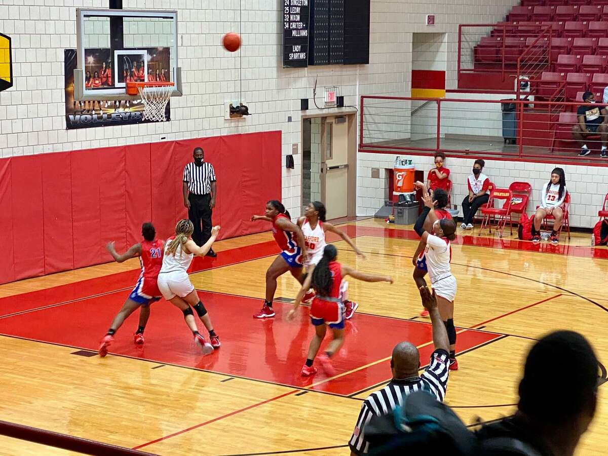 The Stafford girls basketball team finished 12-9 and qualified for the playoffs, led by District 25-4A Offensive MVP Briana Richardson and all-district selections Briana Clark, Christian Rojas and Courtlin Singleton.