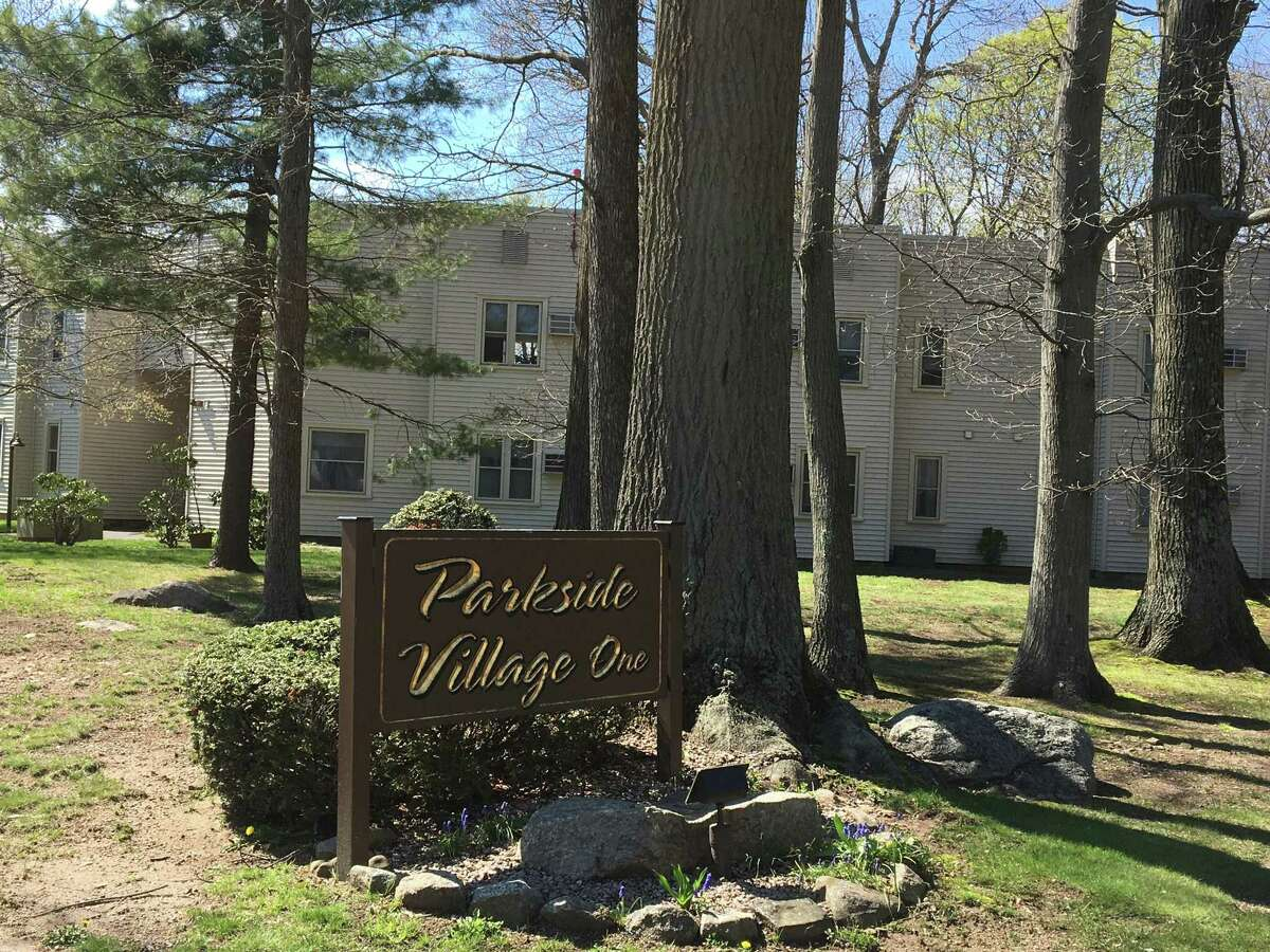 The existing Parkside Village I complex at 115 S. Montowese St. in Branford.
