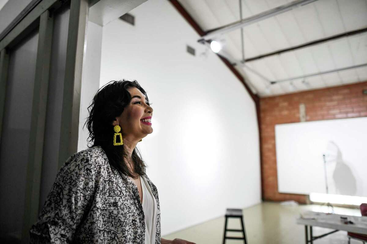 Burgundy Woods grew up in San Antonio's South Side, has worked in the music industry in California and became the curator and face of MySpace fashion. Her company, Style Lush TV, serves the needs of the San Antonio fashion community.