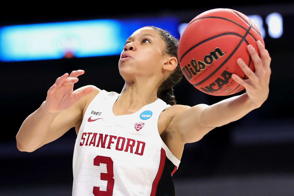 """According to coach Tara VanDerveer, Stanford's Anna Wilson is """"what college sports is all about."""""""