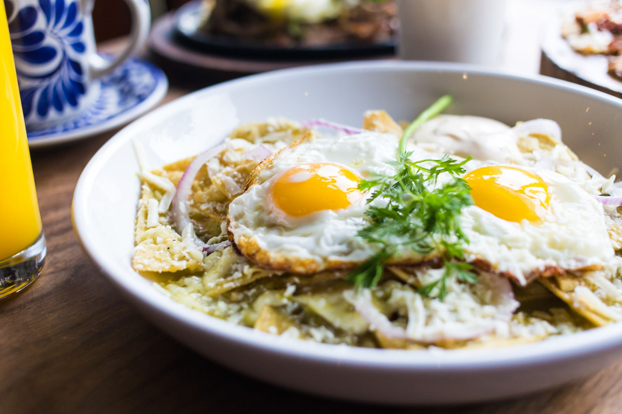Here's where to get Houston's best migas and chilaquiles
