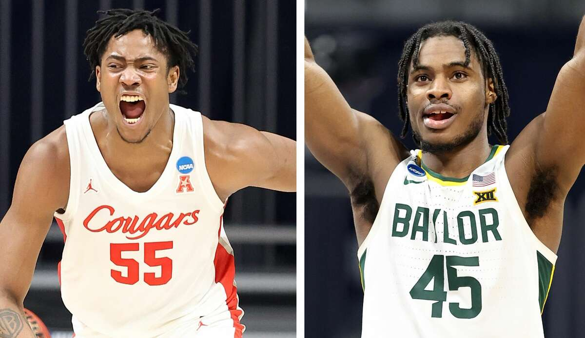Brishon Gresham and Houston and Davion Mitchell and Baylor are just one win away from reaching the Final Four.