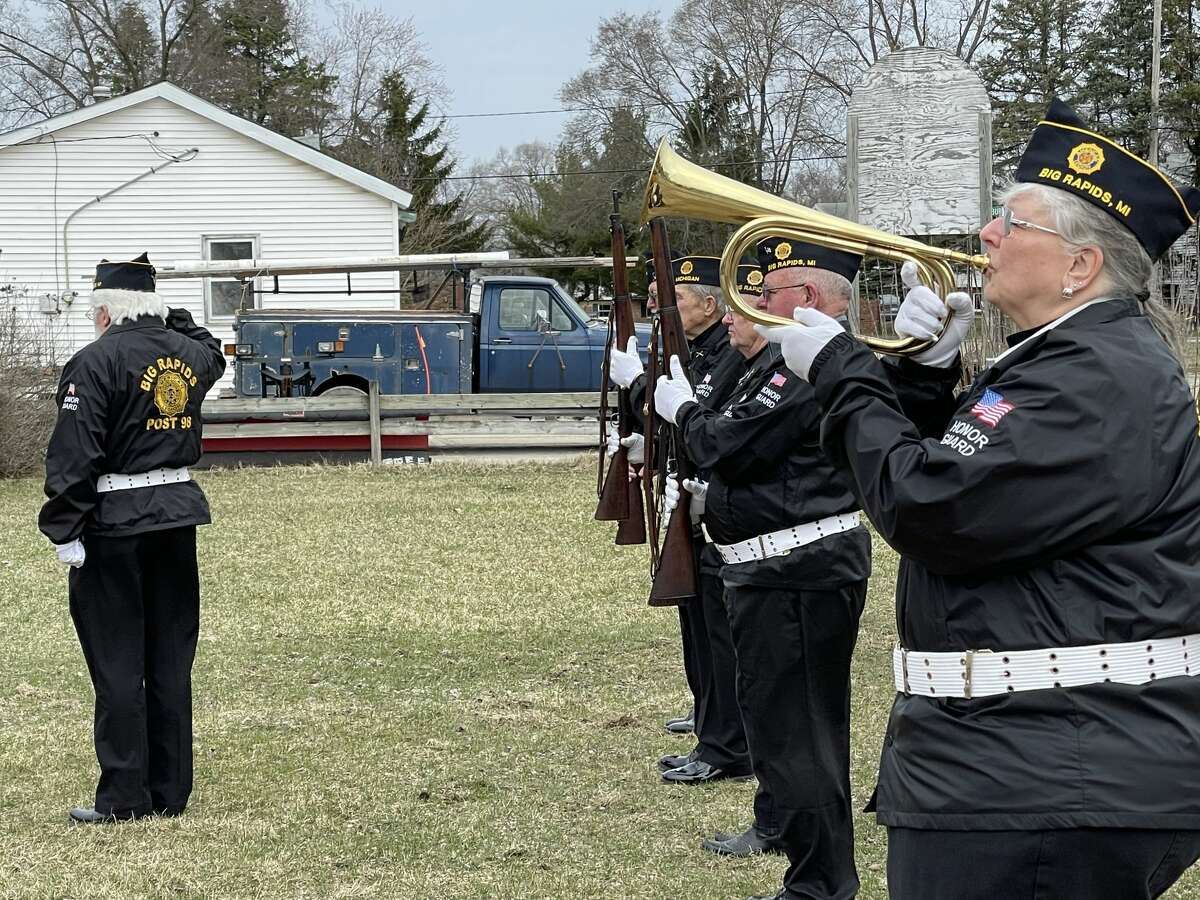 The AMVET Post No. 1941 celebrated the lives who fought, and lives lost, on Monday as part of National Vietnam War Veterans Day. The Post honored those who died during the conflict with a 21-gun salute along with the playing of taps.