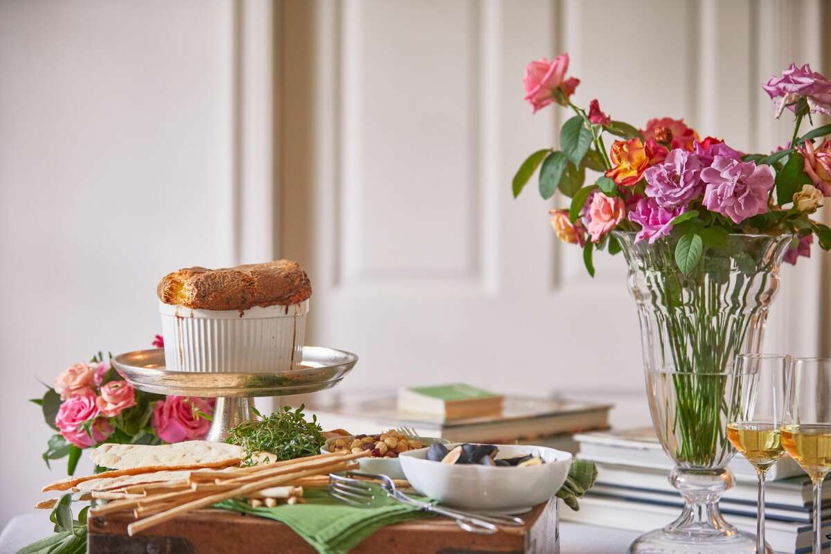 The Fab Fête is offering soufflés-to-go for Easter.