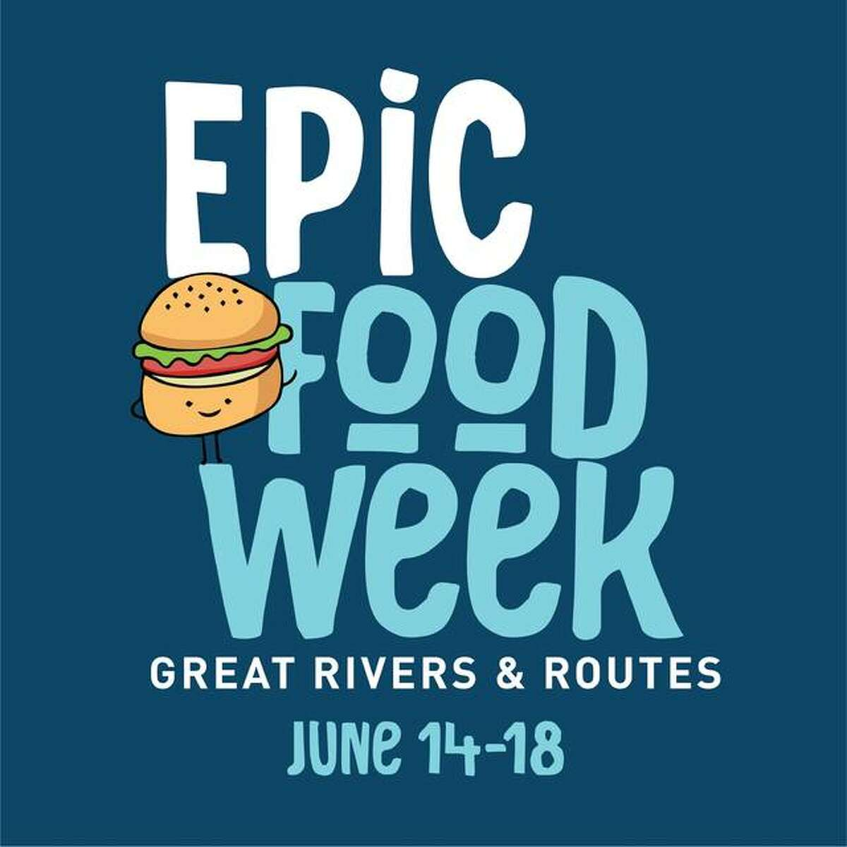 The Great Rivers & Routes Tourism Bureau this summer is planning Epic Burger Week, Epic Ice Cream Week and Epic Pizza Week to showcase Riverbend foods.