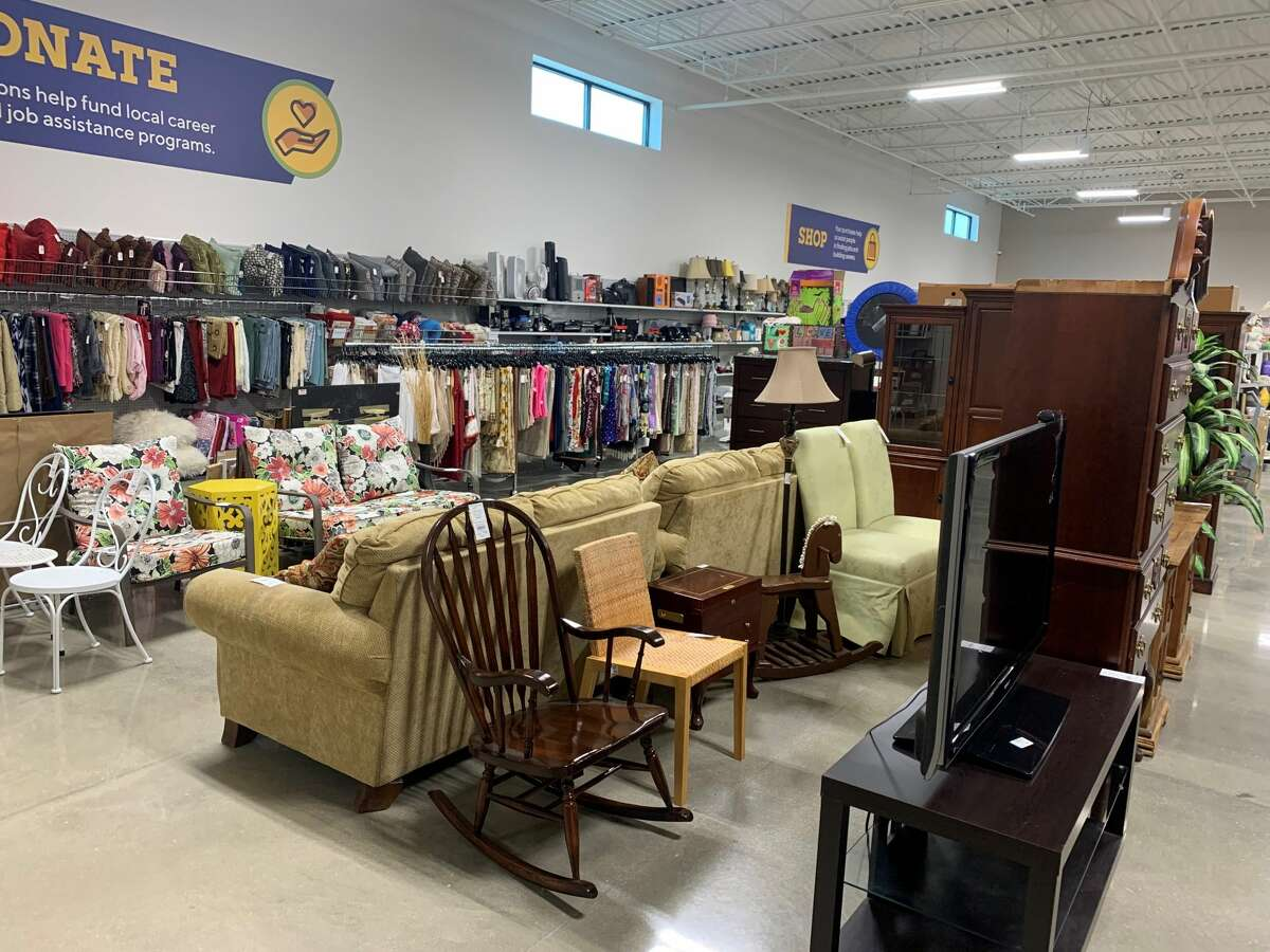 Goodwill's new location to open this week in San Antonio.