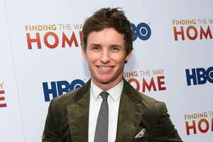 """NEW YORK, NEW YORK - DECEMBER 11: Eddie Redmayne attends HBO's """"Finding The Way Home"""" World Premiere at Hudson Yards on December 11, 2019 in New York City. (Photo by Dia Dipasupil/Getty Images)"""