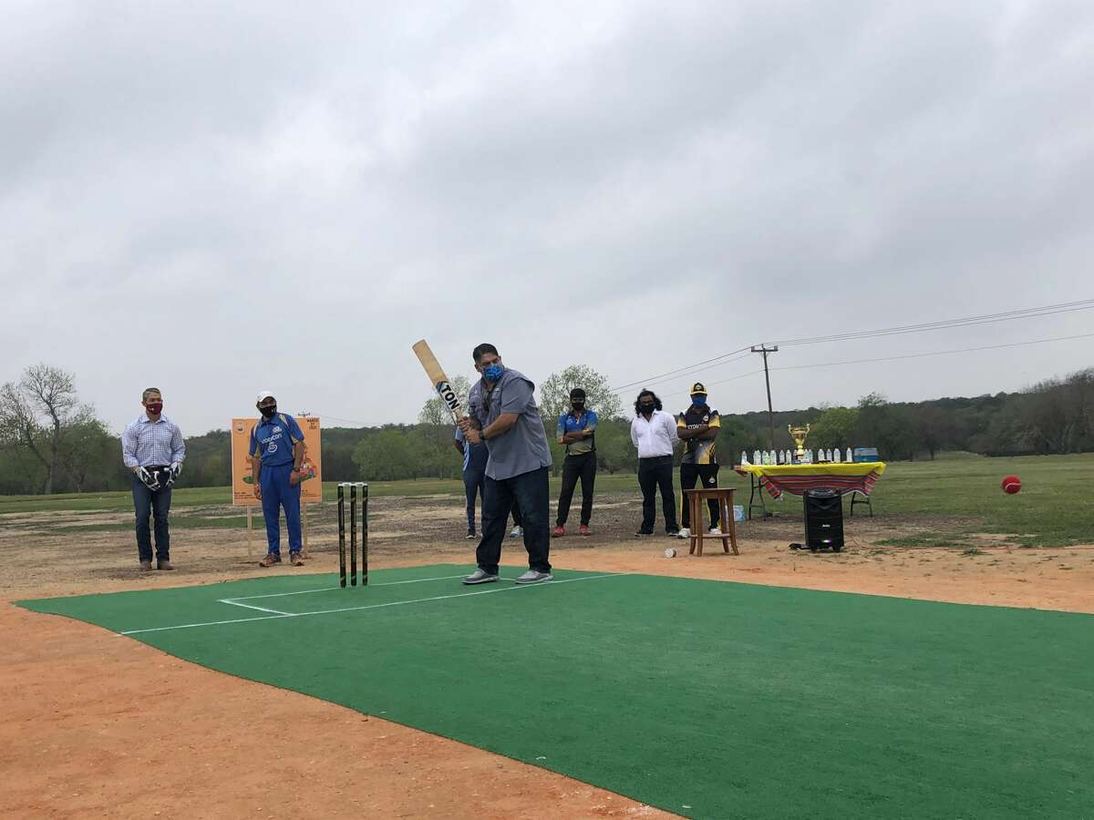 The fields became a reality after the President of Cricket of San Antonio, Dr. Harjinder Singh, approached Pelaez about launching cricket fields in the city two years ago.