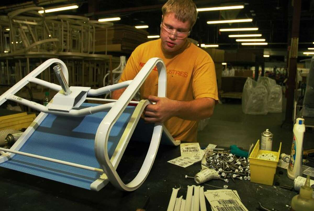 Granville, Washington County-based Telescope Casual Furniture is working overtime to keep up with demand.