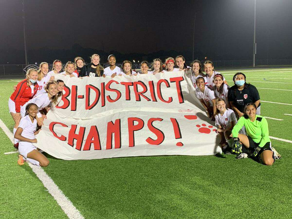 The Katy girls soccer team defeated Clements on penalty kicks for its first playoff victory in six years. The Tigers will face Memorial in the area round.