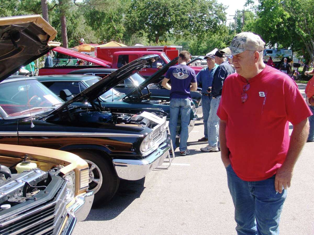 An annual show with classic cars and motorcycles returns May 15 to Stevenson Park in Friendswood.