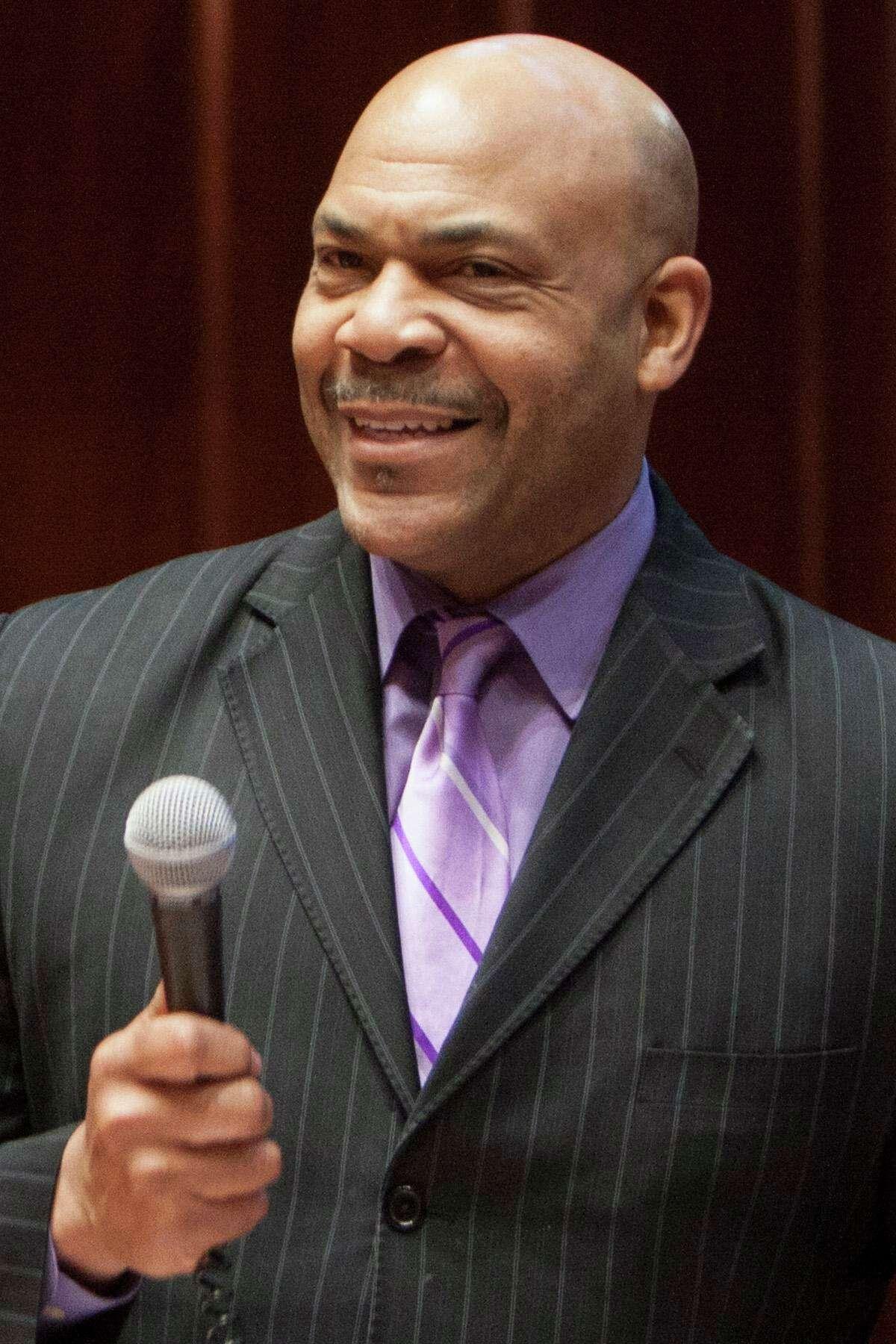 State Sen. Douglas McCrory, D-Hartford