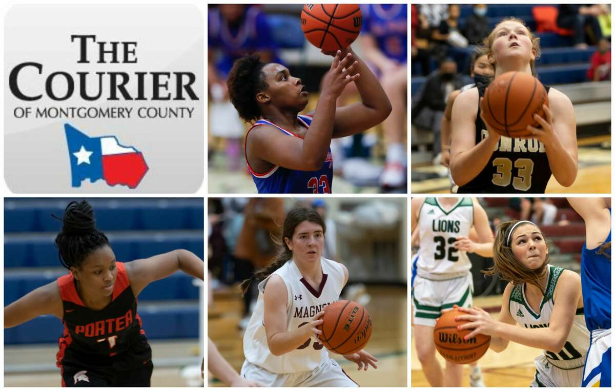 Raniyah Lewis, Makenzie Castille, Azahriah Ellis, Jade Bubke and Molly Steed are The Courier's nominees for Newcomer of the Year.