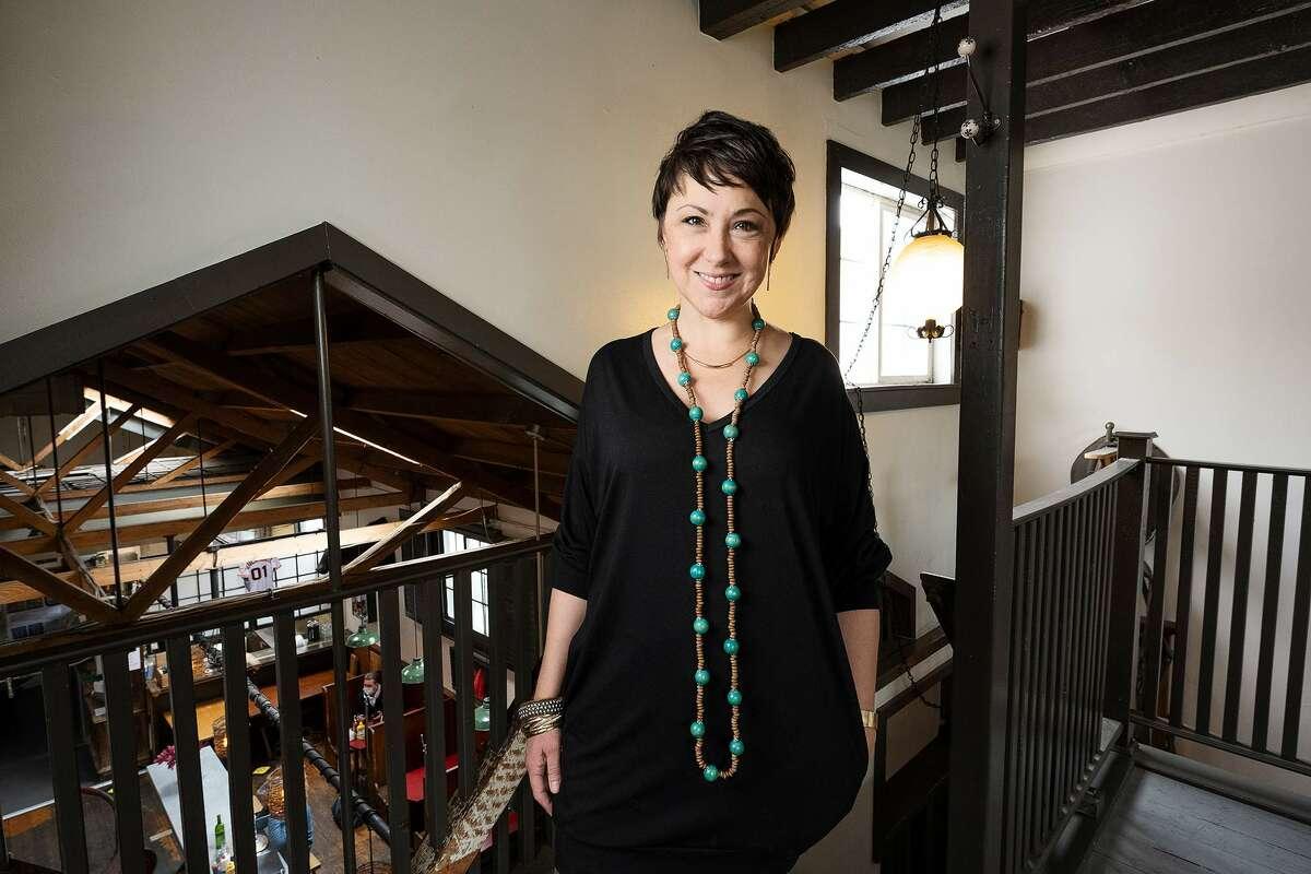 Kim Kobasic, co-owner of Brickhouse Cafe & Bar.