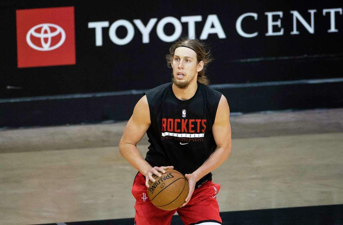 Rockets GM Rafael Stone said Kelly Olynyk was a player the team had always liked.