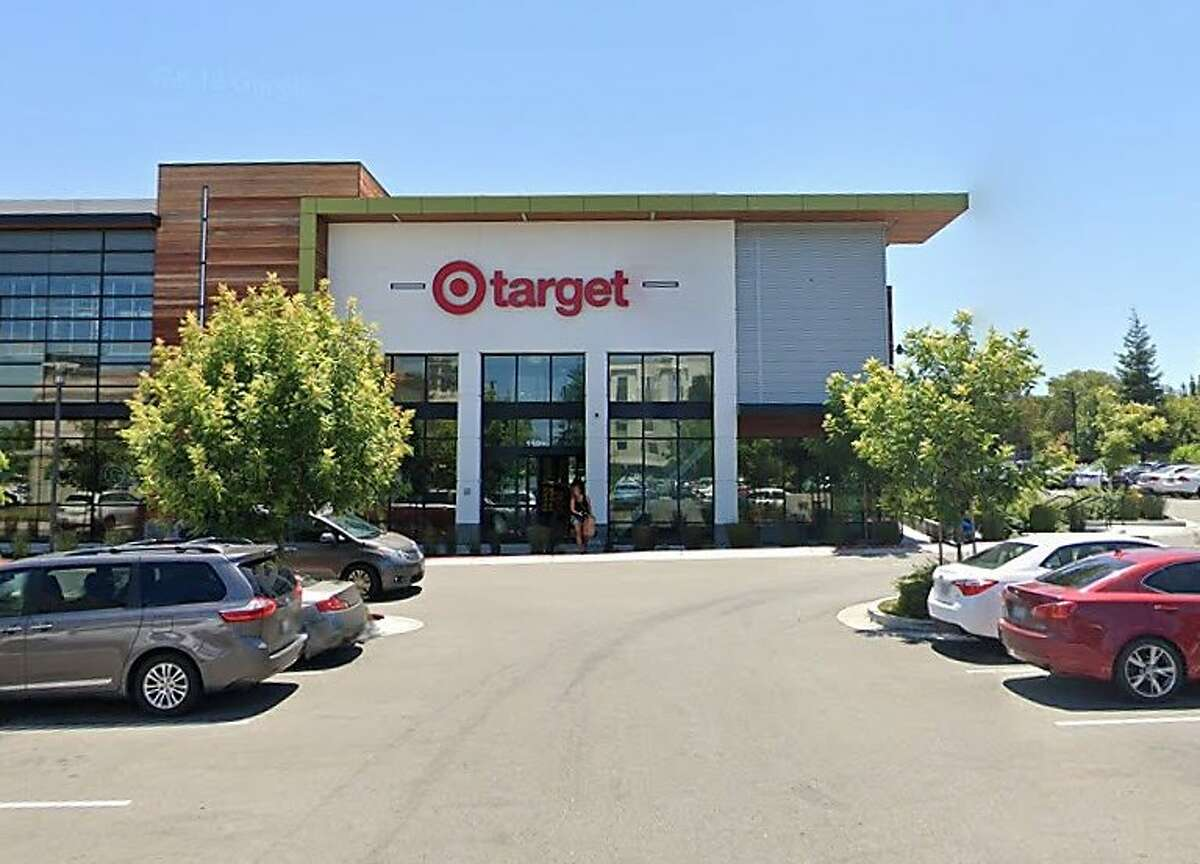 Target is closing at 19499 Stevens Creek Blvd. in Cupertino, seen in 2019.